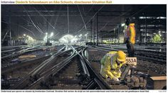 today in Dutch newspaper, nice train pic