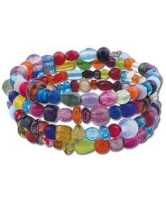 SoulFlower-NEW! Candy Shop Bead Bracelet-$12.00  #liviniseasy @Soul Flower
