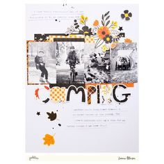 Document your Fall Traditions on your next Layout - Pebbles, Inc.