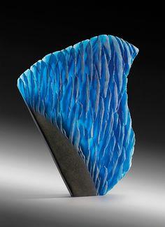 alex bernstein sawed glass