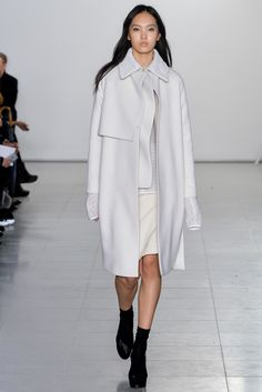 On second thought I would happily die in THIS coat. Pringle of Scotland Fall 2015 RtW