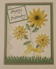 Grateful Bunch Stampin Up 2016