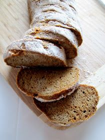 Hope For Healing: Soft and Chewy Baguette Bread (gluten, dairy, yeast, nut and sugar-free)