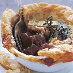 If you make just one recipe this month it& got to be this rich, meaty pie with crisp, cheesy pastry from Chef Ben O'Donoghue. You can even make cheese straws from the scrap pastry! Chef Recipes, Cooking Recipes, Guinness Pies, Stilton Cheese, Beef Pies, Cheese Straws, Savory Tart, Savoury Baking, Meals For One