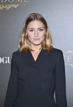 Olivia Palermo Photos - Olivia Palermo attends the Irving Penn Exhibition Private Viewing Hosted by Vogue as part of the Paris Fashion Week Womenswear Spring/Summer 2018 on October 1, 2017 in Paris, France. - Irving Penn Exhibition Private Viewing Hosted by Vogue - Paris Fashion Week Womenswear S/S 2018