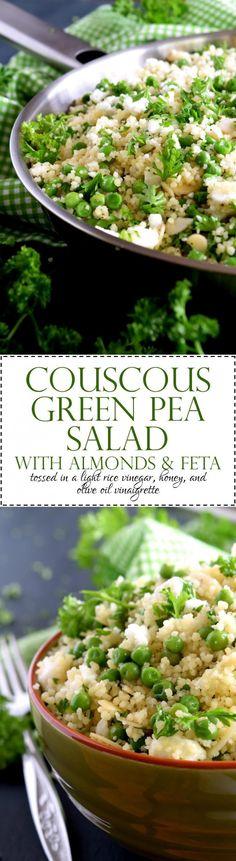 Couscous Green Pea S