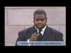 Td Jakes the second - inspiration for fathers