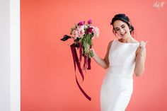 WEDDING   Ruan & Liesl  FLOWERS   Greenery runner, tulips, orchids and garden roses PHOTO   Niki M Photography Rose Photos, Garden Roses, Tulips, Greenery, Bouquets, Orchids, Cold Shoulder Dress, Flowers, Photography