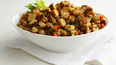 Want to make great stuffing? Here are the basics for a delicious side you can vary to make your way.