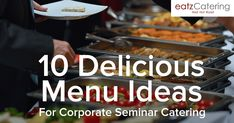 A corporate catering buffet is an essential part of any conference/workshop/seminar either to boost the morale of your employees or impress your business networks. Catering Buffet, Picture Blog, Business Networking, Singapore, Dinner, Ideas, Food, Dining, Food Dinners