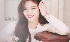 Kim Yoo Jung (The Julius Watch shooting 15/02/2017) - Imgur