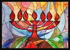 Glass Ark doors, Temple Shalom, Medford, MA  by Jeanette Kuvin Oren