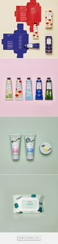Mamonde Beauty Packaging by Amore Pacific Design | Fivestar Branding Agency – Design and Branding Agency & Curated Inspiration Gallery
