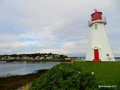 Mulholland Lighthouse, Lubec, Maine