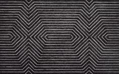 The black paintings 1959 frank stella black art for Frank stella mas o menos