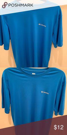 cdaebad9839 Columbia Omni-freeze shirt. Men's M Great condition men's size M Columbia  shirt Columbia