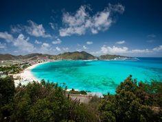 St Maarten, ilha do Caribe (Foto: St. Maarten Tourist Bureau/Divulgação)