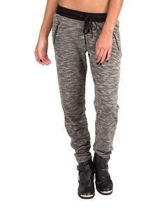 Heathered Gray Zip Pocket Lounge Pants | Bottoms | 2020AVE