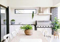 Outdoor Dining, Dining Area, Entryway Bench, Backyard, House, Furniture, Blog, Home Decor, Al Fresco Dinner