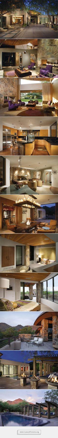 9 Gorgeous Luxury Homes in Scottsdale, Arizona
