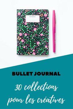Bullet Journal : 30 idées de collections pour les créatives