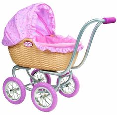 Zapf Creation 764022 - Baby Annabell Puppenwagen