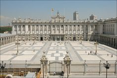 Madrid Palacio Real Cool Free Picture High Definition Free Picture