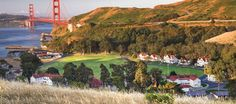 Cavallo Point in Sausalito, CA.. Location is everything!