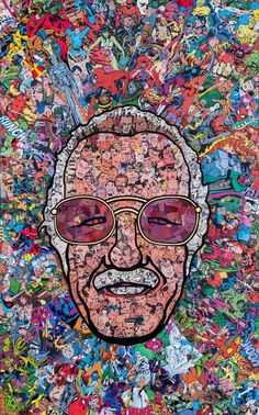 Stan Lee Canvas Paintings Father Of Marvel Framed HD Canvas Prints Pop Art Poster Wall Art Decoration Super Hero Collection Batman Spiderman Iron Man Comics Wall Decor for Home Office Marvel Avengers, Marvel Comics, Films Marvel, Marvel Fan, Marvel Memes, Spiderman Marvel, Best Marvel Characters, Collage Poster, Kunst Poster