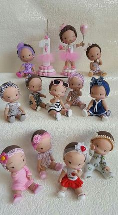 Hobbies And Crafts, Arts And Crafts, Magical Monster, Teen Girl Crafts, Easy Chocolate Fudge, Free To Use Images, Clay Baby, Sweet Lady, Clay Figurine