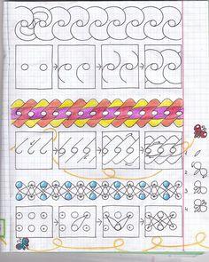 #zentangle pattern #Zentangle