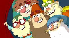 The 7D Episode 11 Bathtub Bashful; Knick Knack Paddy Whack   Watch cartoons online, Watch anime online, English dub anime