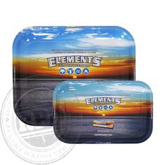 Redesigned! The Elements Rolling Tray!