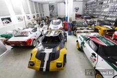 Rally dream garage