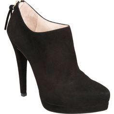 Chaussures I Ll, Chaussures Talons, Plate forme De Chaussures, Shoes Hair 3, Miumiu Platform, Miu Ankleboots, Bootie Platforms, Miu Perfect, Bootie Fashion