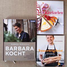 Neue Kochbücher: März 2014