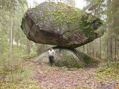 Stone equilibrium in Finland