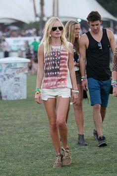 Kate Bosworth 2011 Coachella