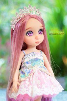 Disney Animator Doll Form Lekion Thailand Disney Baby Dolls, Disney Princess Dolls, Baby Disney, Disney Art, New Dolls, Ooak Dolls, Tiana, Aladdin, Disney Animators Collection Dolls