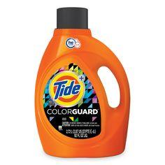 Tide Colorguard Laundry Detergent
