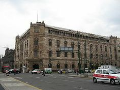 """(Eje Central) - We can send a postcard home and to Effie. The Palacio de Correos de Mexico (Postal Palace of Mexico City) also known as the """"Correo Mayor"""" (Main Post Office) is located in the histor..."""