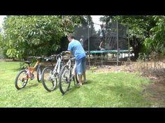 Bicyclick: mantené tu bici parada en cualquier lado #bicicletas #bikes