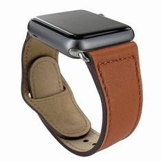 Piel Frama Leather Watch Strap 42 mm Tan