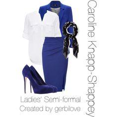 Caroline Knapp-Shappey- Ladies' Semiformal