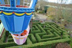 D' maze! (Gulliver's Land)
