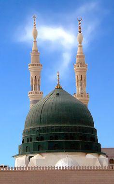 Masjid Nabwi by hafeezmj