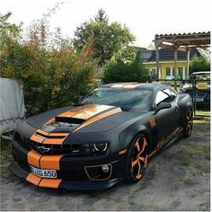 2010 Custom Chevrolet Camaro
