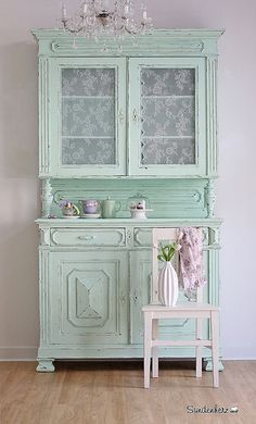 #KitchenDresser #cupboard #Minty Kitchen Dresser Minty, http://www.suendenherz.de/