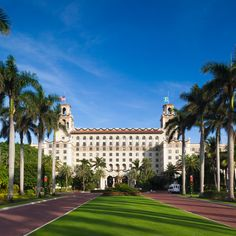The 11 Best Historic Beach Resorts in America - Coastal Living***the Breakers- Palm Beach, FL***