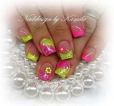 Nail art design  | See more at http://www.nailsss.com/colorful-nail-designs/2/